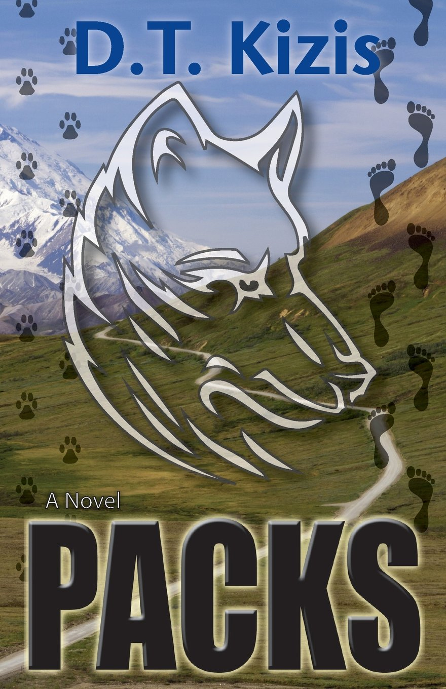 Packs by D.T. Kizis new cover